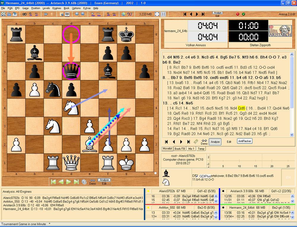 Arena Chess 3.5